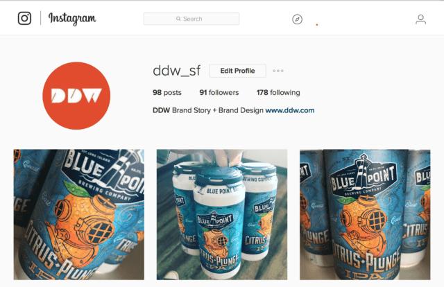 DDW Instagram