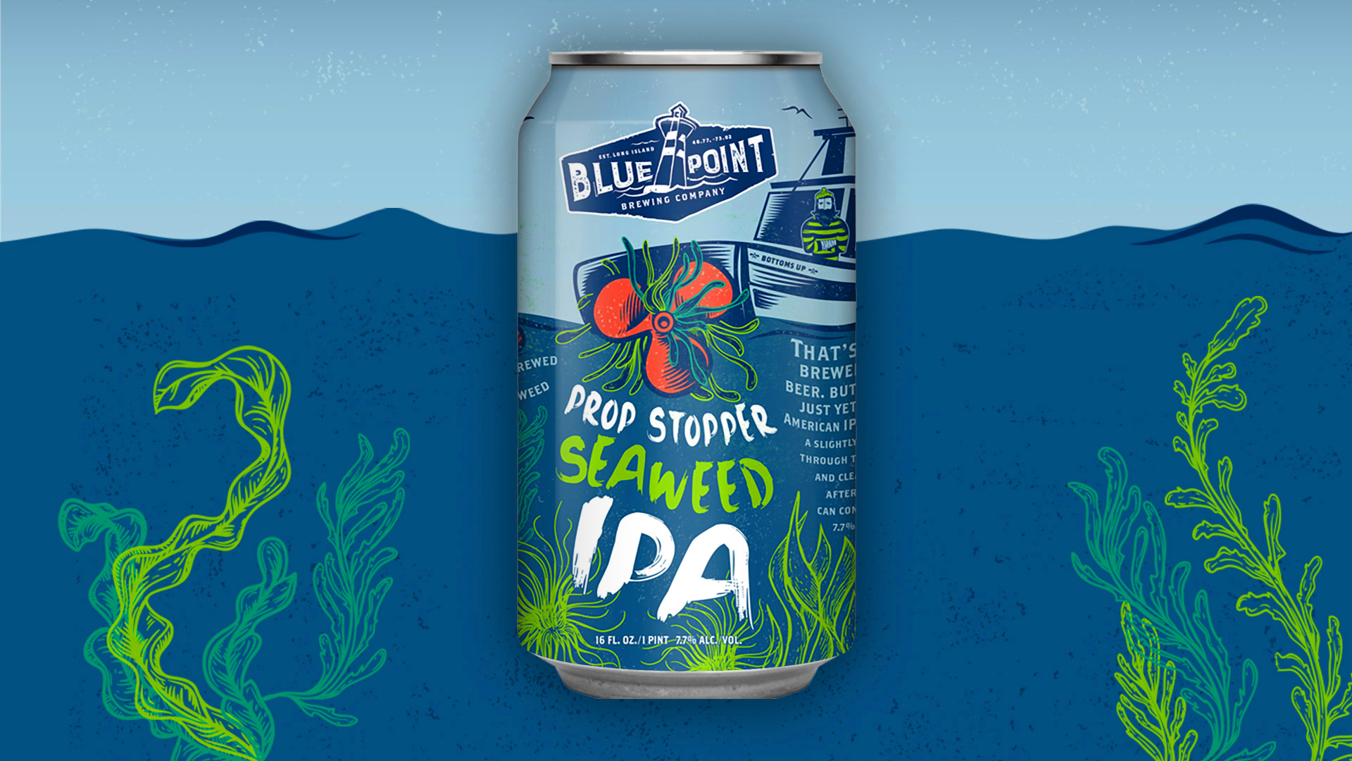 DDW Bluepoint Can