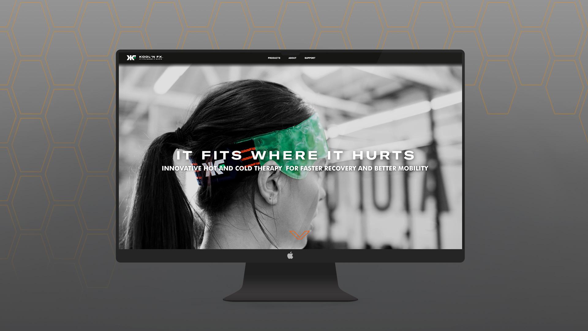 KNFX-Website