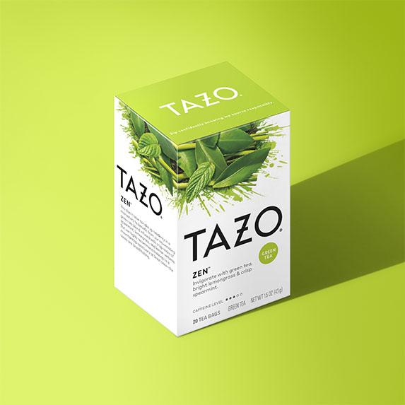DDW Portfolio Tazo Tea